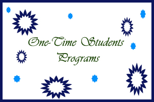 one-time-students-programs
